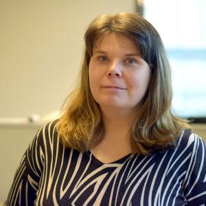 Personporträtt på Johanna Lindholm