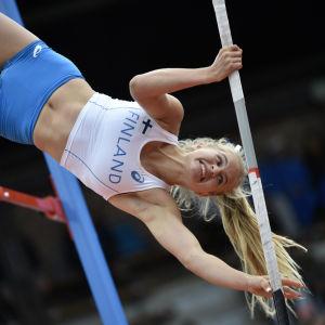 Saga Andersson, Sverigekampen 2017.