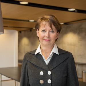 Raija Toiviainen / Valtakunnan syyttäjä / valtakunnan syyttäjänvirasto /  12.10.2017