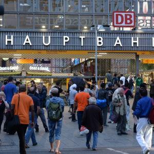 Cetralstationen i München
