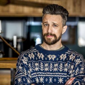 Karaktären Petter i dramaserien Andra åket.