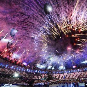 Maffigt på OS i London.