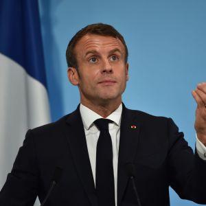 Emmanuel Macron 5.11.2019