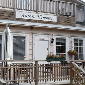Aurorahemmet i Hangö.