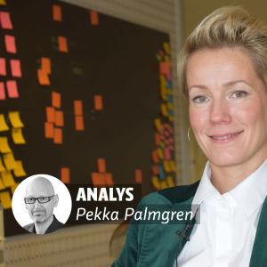 HSS Medias avgående vd Anna-Mari Karhunen