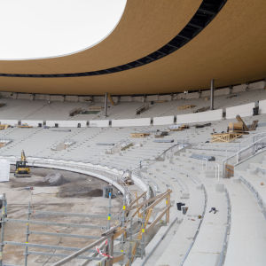 Helsingin olympiastadionin eteläkatsomo