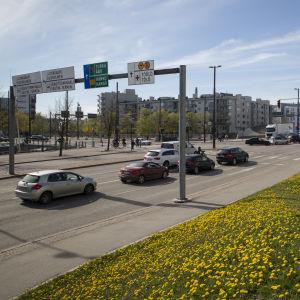Helsinkiin suunnitellaan keskustatunnelia.
