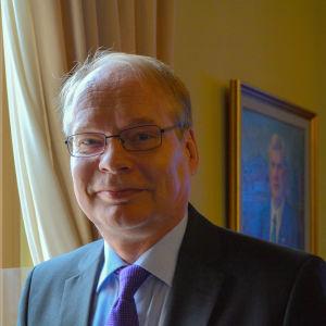 Porträtt på Kimmo Sirén.