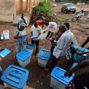 Valet i Mali