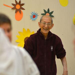 Sensei Mitsusuke Harada skapade shotokai-stilen.