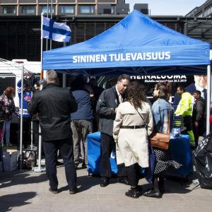 Kampanj hos Blå Framtid på Narinken.