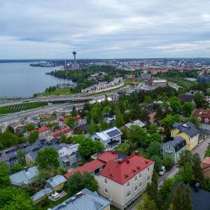 Tampereen Pispalan kaupunginosa