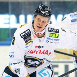 Jesse Puljujärvi i Kärpät.