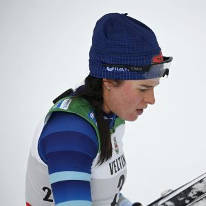 Krista Pärmäkoski gillar inte längre sprint.