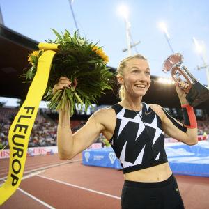 Anzelika Sidorova, 9.9.2021
