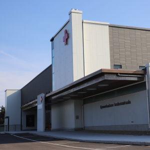 Kymenlaakson keskussairaala.