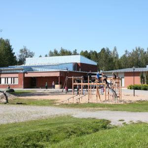 Holm skola i Larsmo