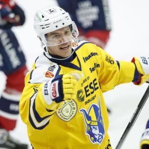 Jarkko Immonen kokosi HIFK-voitossa pisteet 1+1.