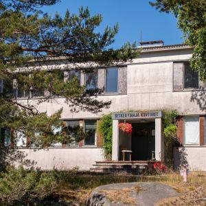 Byggnad på Jussarö