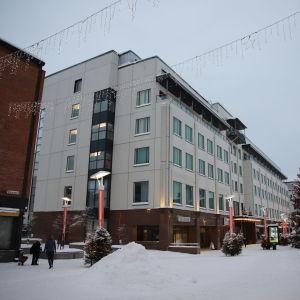 Kalotinlinna Rovaniemellä