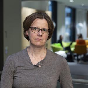 Johanna Hietamäki, forskare, THL