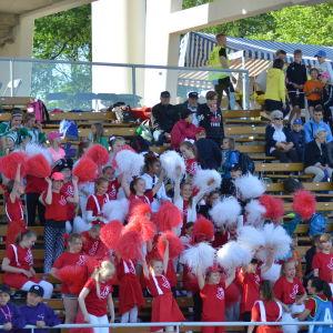 Hejarklack på Stafettkarnevalen
