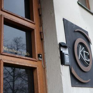 Kirjaclubs lokal i Kronohagen i Helsingfors.