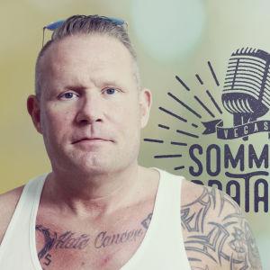 Vegas sommarpratare 2018 Mikael Runeberg.