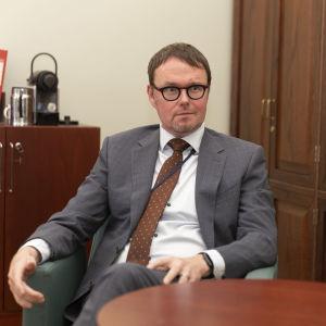 Sami Ylä-Outinen , valtiovarainministeriö
