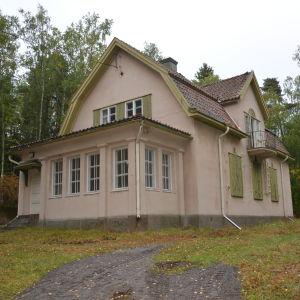 Villa Ståhlström på Runsala i Åbo.