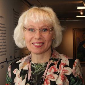 Leena Linnainmaa är vice vd för Centralhandelskammaren.