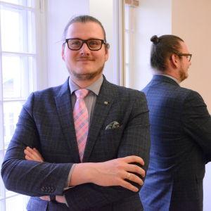 Christoffer Hällfors.