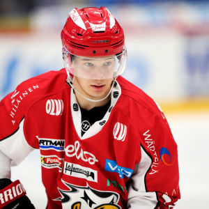 Niklas Nevalainen spelar för Vasa Sport.