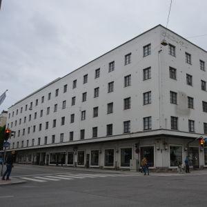 Landsbygdens hus på Humlegårdsgatan i Åbo