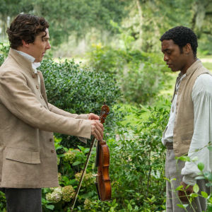 12 Years A Slave, Benedict Cumberbatch, Chiwetel Eijofo