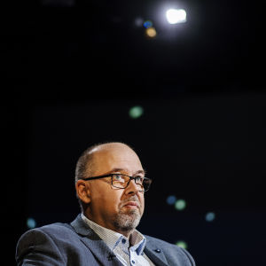 Journalisten Marcus Rosenlund.