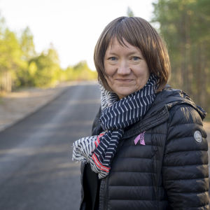 Porträttbild på Piia Nordström.