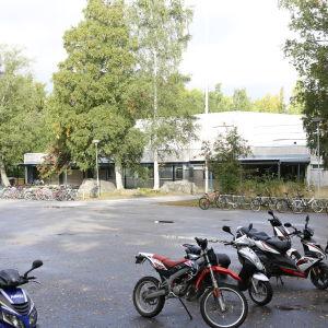 Oxhamns skola