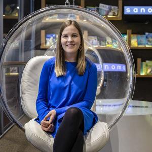 Noora Holmström, Oikotie.fi-työnvälityssivusto