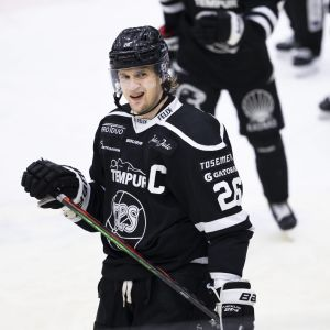 Lauri Korpikoski kuvassa.