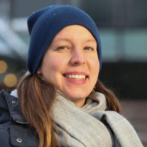 Linda Grönqvist, utvecklingschef på Kommunförbundet