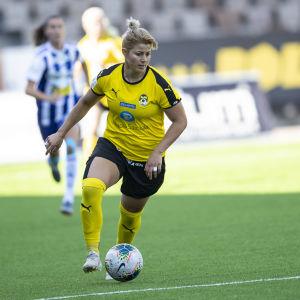 Gentjana Rochi KuPS vs HJK 27.6.2020