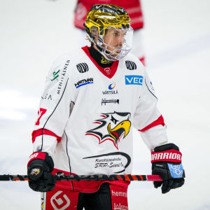 Sebastian Stålberg spelas ishockey.