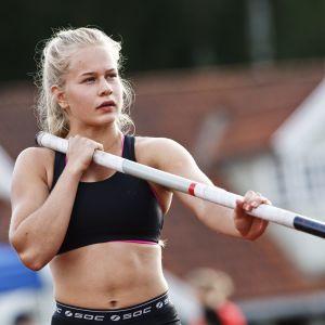Stavhopparen Saga Andersson