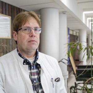 infektioylilääkäri marko rahkonen