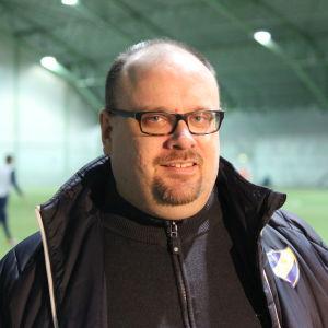 Christoffer Perret, HIFK Fotboll, styrelseordförande