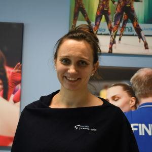 Liisa Lappalainen, Gymnastikförbundet