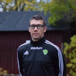 Porträttbild på Jan Hagman.