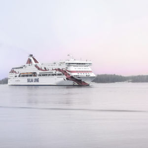 Tallink Siljas fartyg Baltic Princess