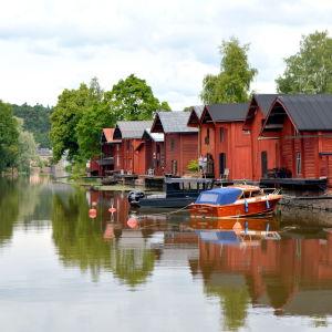 Strandbodarna i Borgå